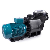 Swimming pool water pump with 5.5HP Motor