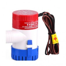 Submersible Bilge Pump 12V 1100GPH