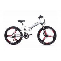 Electric Mountain Bike Foldable LG 48V 350W 21 Speed